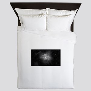 The Twilight Zone Queen Duvet