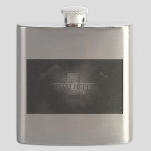 The Twilight Zone Flask