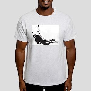 Scuba Diving Light T-Shirt