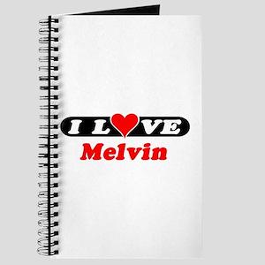 I Love Melvin Journal