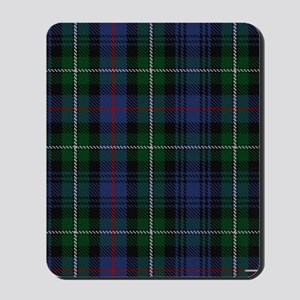 MacKenzie Tartan Shower Curtain Mousepad