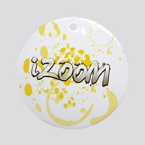 iZOOM Round Ornament
