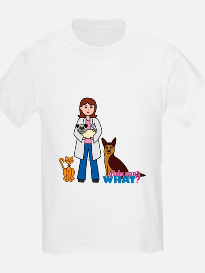 Woman Veterinarian T-Shirt