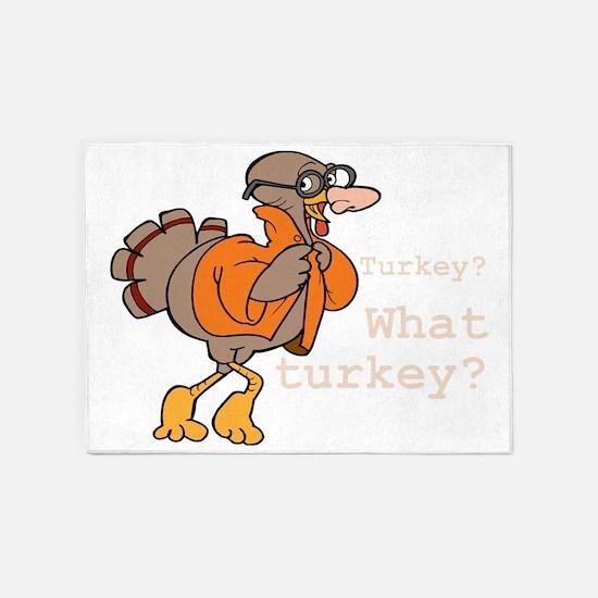 What turkey? 5'x7'Area Rug