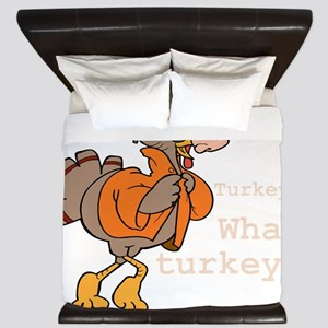 What turkey? King Duvet