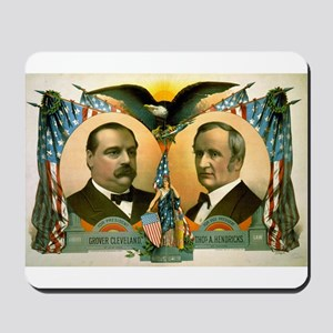 For President Grover Cleveland of New York - J H B