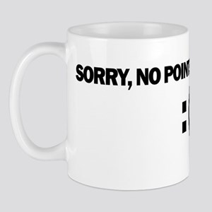 Sorry, no points left to speed. Mug