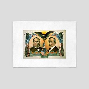 For President Grover Cleveland of New York - J H B