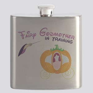 Fairy Godmother in Training Flask
