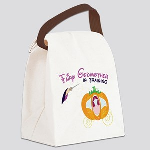 Fairy Godmother in Training Canvas Lunch Bag