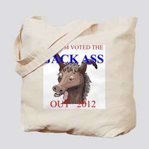 My Mom Voted Obama Out Tote Bag