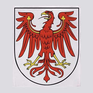 Brandenburg Throw Blanket