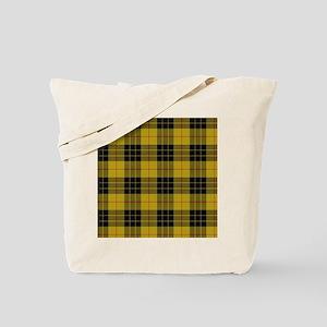 McCleod Tartan Plaid Tote Bag