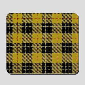 McCleod Tartan Plaid Mousepad