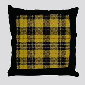 McCleod Tartan Plaid Throw Pillow