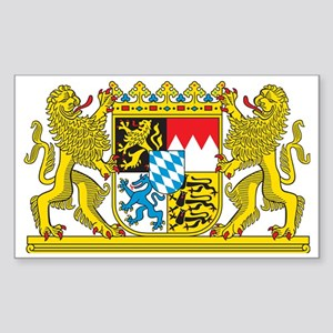 Bavaria Sticker (Rectangle)