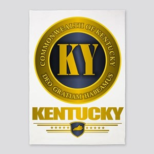 Kentucky Gold Label 5'x7'Area Rug