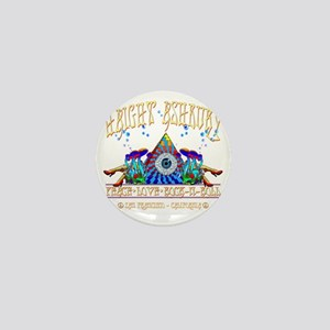 Haight Ashbury Mini Button