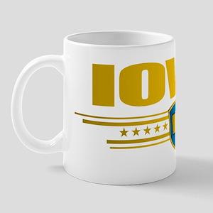 Iowa Gold Label (P) Mug