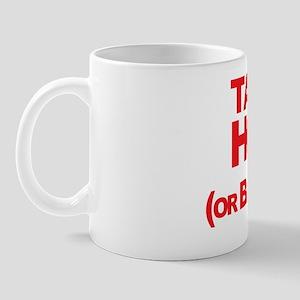 Take Me Backstage Mug