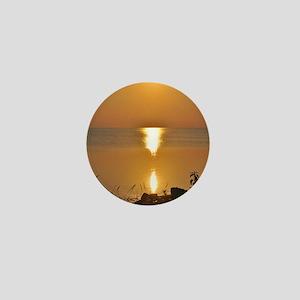 Rodanthe Sunset Mini Button