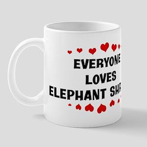 Loves: Elephant Shrews Mug