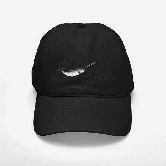 I Believe - Unicorn of the Sea Baseball Hat