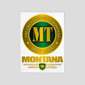 Montana gold Label 5'x7'Area Rug