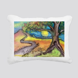 The Journey Home Rectangular Canvas Pillow