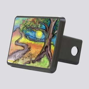 The Journey Home Rectangular Hitch Cover