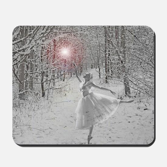 The Snow Queen Mousepad