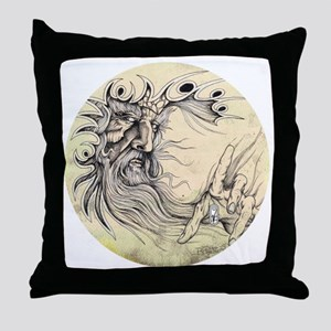 Fantasy GanD 2 Throw Pillow
