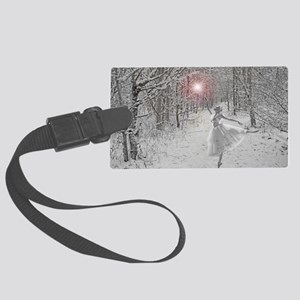 The Snow Queen Large Luggage Tag