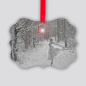 The Snow Queen Picture Ornament