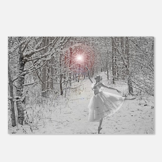 The Snow Queen Postcards (Package of 8)