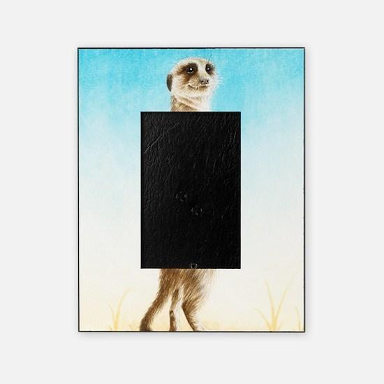 Meerkat Slider Case Picture Frame