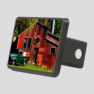 Ye Olde Mill Rectangular Hitch Cover