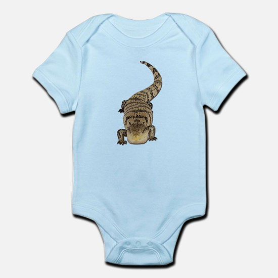 Blue Tongue Skink Infant Bodysuit