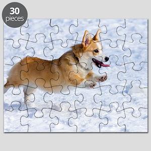 Pembroke Welsh Corgi Puzzle