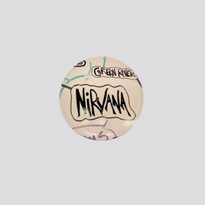 Nirvana Mini Button