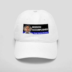 Mission Accomplished Mug, Romney Cone Cap