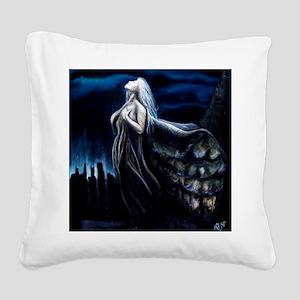 Redemption Square Canvas Pillow