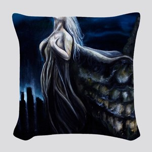 Redemption Woven Throw Pillow