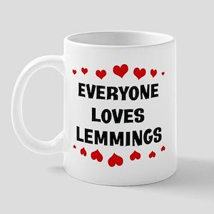 Loves: Lemmings Mug