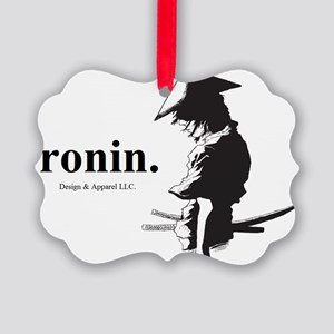 Ronin Picture Ornament