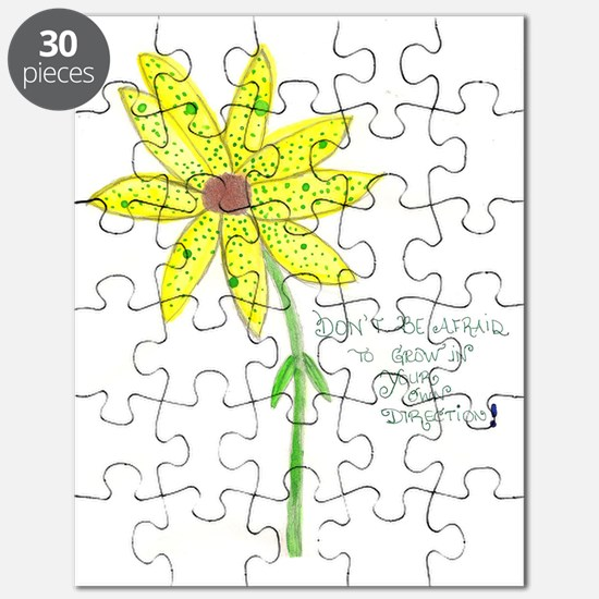 Growing in your own direction image Puzzle