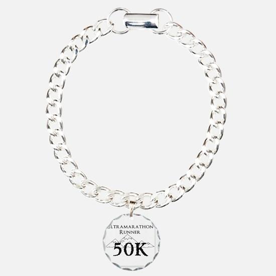 50k design Charm Bracelet, One Charm