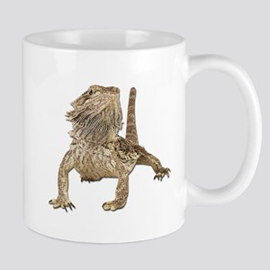 Bearded Dragon Photo Mug