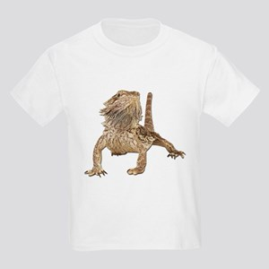 Bearded Dragon Photo Kids T-Shirt