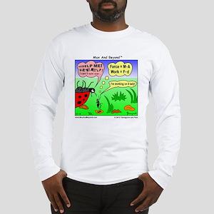 Ant and Ladybug Long Sleeve T-Shirt